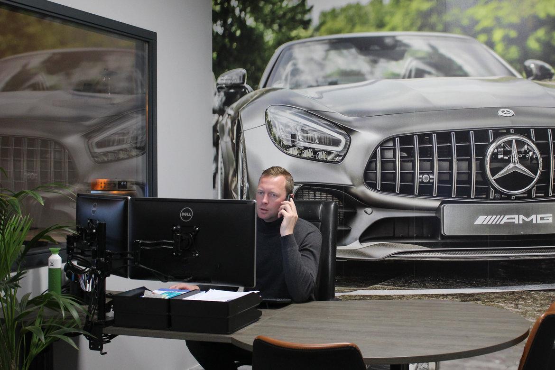 Erik Vos - Director Autoteileinfarbe