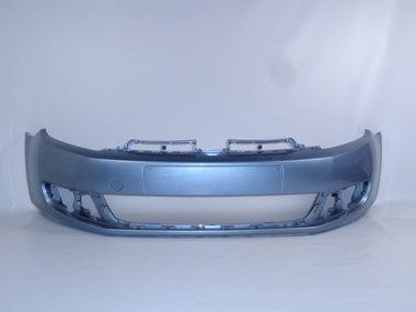 Frontstoßstange Volkswagen Golf 6 SHARK BLUE (5R5R)